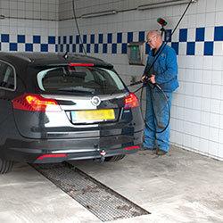 Autoshop Wildeboer - auto wassen