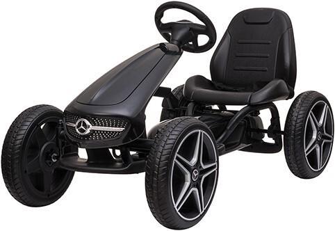 Skelter Mercedes-Benz zwart